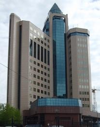 Здание Управления Росреестра по Москве на Тульской